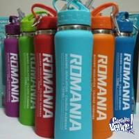 Botellas térmicas ROMANIA 750ML CON KIT LIMPIEZA!