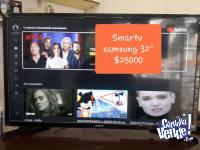 SMART TV SAMSUNG 32´´ $23000