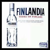 FINLANDIA - VODKA - (1000 ML)
