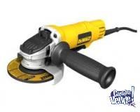 Amoladora Angular Dewalt Dwe4120 900 W 115 Mm 12000 Rp