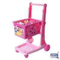 Disney Princess Carrito De Compras Casita Supermercado