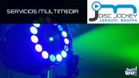 DJ VILLA ALLENDE EQUIPAMIENTO DISC JOCKEY JOAQUIN MEGIAS EVE