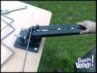 Dobladora Manual Hierro - Para Construccion