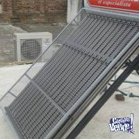 Protector Antigranizo p/ Termotanque solar! Super Resistente