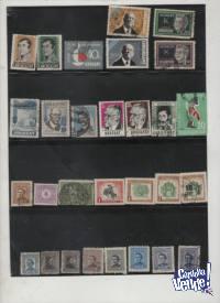 29 ESTAMPILLAS DE URUGUAY  de 1902 a 1964   $ 450