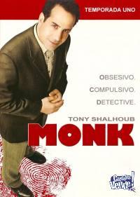 Serie Monk Las 8 Temporadas Completas 720hd Audio latino