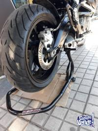 Caballete Modelo GP Reforzado Para Moto De Pista Y Turismo