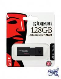 PENDRIVE 128GB USB 3.0 - KINGSTON
