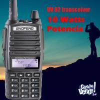 OFERTA  Handie Baofeng Ub 82Radio UHF VHF LUZ LED