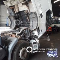 Taller Mecánico Scania M.Benz Cummins Iveco Cat Perkins Etc