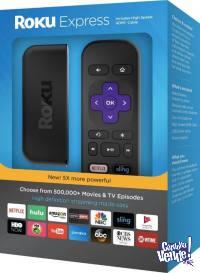 Roku Express Smart Tv Netflix Simil Chromecast Usb Hdmi