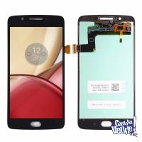Display Tactil Modulo Pantalla Moto G5 G5 G5s Plus  Centro!