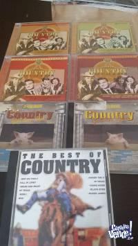 CDs música country