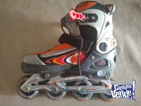 Rollers Extensibles Mir Fitness Con Poco Uso!