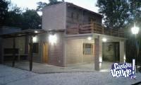 Vendo Complejo 3 cabañas Villa Rumipal