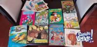 15 libros tapa duras y revistas para ñiños años 80´s