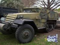 unimog camion 4x4 semiorugas halftrak