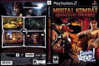 SAGA COLECCION MORTAL KOMBAT PS2