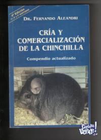 CRIA Y COMERCIALIZACION DE LA CHINCHILLA-Aleandri  $ 650