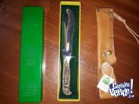 Cuchillo Puma White Hunter 6375 Origen Aleman Nuevo
