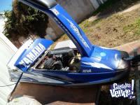 Jet ski YAMAHA SUPER JET 701 con trailer Original !!!!!!