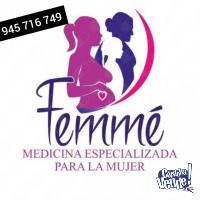 Atraso Menstrual 945716749 IQUITOS Policlinico Moderno