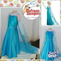 OFERTA! Disfraz de Elsa de Frozen para niñas