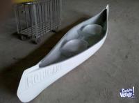 Vendo canoas Mohicana