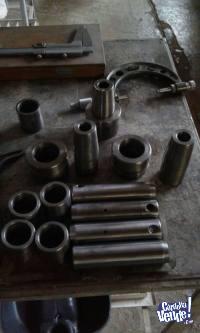 bujes y soluciones metalúrgicas en todos los metales