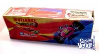 Pista Matchbox Track 500 carreras autos coleccion
