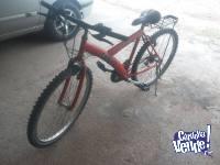 Bicicleta Focus Rodado 26