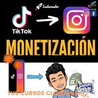 CURSO PRÁCTICO DE INSTAGRAM Y TIKTOK MARKETING