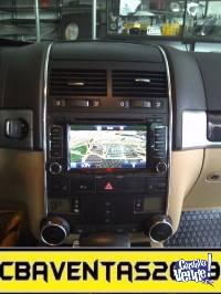 Stereo CENTRAL MULTIMEDIA Volkswagen Touareg Gps Android TV