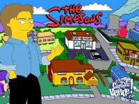 Retratos estilo Simpsons