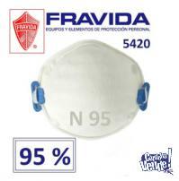 BARBIJOS N95 / MAYORISTA FRAVIDA