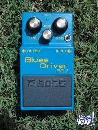 MODIFICACION BOSS BD-2 BLUES DRIVER - KEELEY PHAT MOD