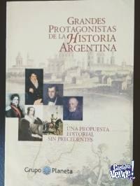 Colección de 31 libros Grandes Protagonistas de la Historia