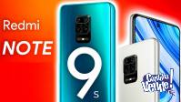 Xiaomi Redmi Note 9S Dual SIM 64 GB 4 GB RAM NUEVOS!
