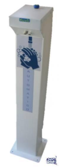 Dispenser sanitizante de manos automático MICRO SI