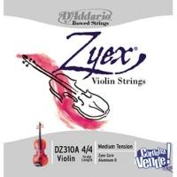 Encordado para Violin D'Addario ZYEX