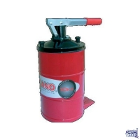 ENGRASADOR MANUAL DE PIE 10 KG VULCANO