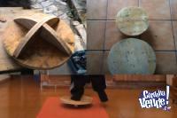 Balanceboard equilibrio
