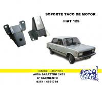 SOPORTE DE TACO DE MOTOR FIAT 125 - 1600