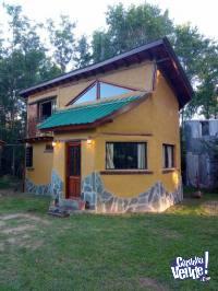 Alquilo hermosa cabaña en los Reartes Calamuchita Cordoba
