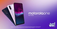 MOTO ONE ACTION /6,3/128GB/CAMTRIPLE 12+16+5MPX/BAT3500mAh!!