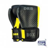 Guante Boxeo Drb Importado 8 10 12 Y 14 Onz king boxing