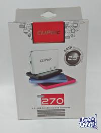 CARRIE DISK CLIPTEC RZE 270 -  2.5 USB 2.0 SATA HDD