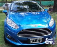 Ford Fiesta Kinetic Titanium 2014 INMACULADO