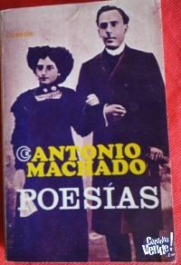 ANTONIO MACHADO POESÍAS  ED LOSADA