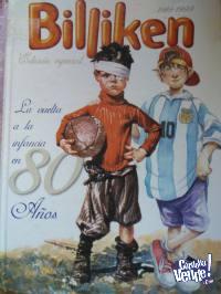 BILLIKEN   EDICIÓN ESPECIAL  80 AÑOS